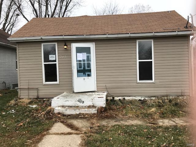 205 Carney, WILSONVILLE, IL 62093 (#18009628) :: Fusion Realty, LLC