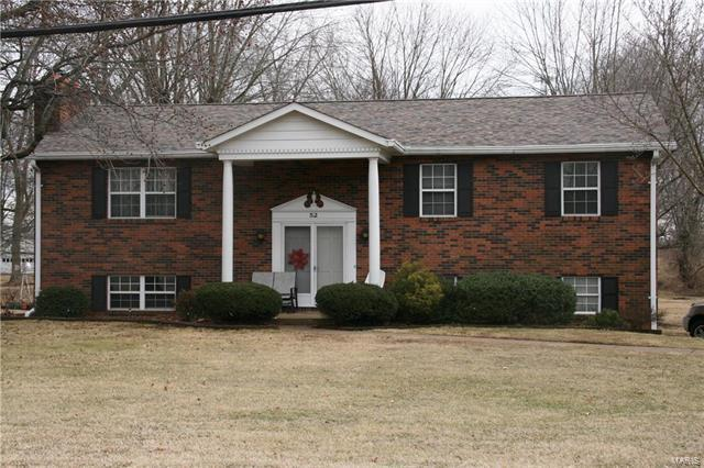 52 Will Vina Drive, Collinsville, IL 62234 (#18009638) :: Fusion Realty, LLC