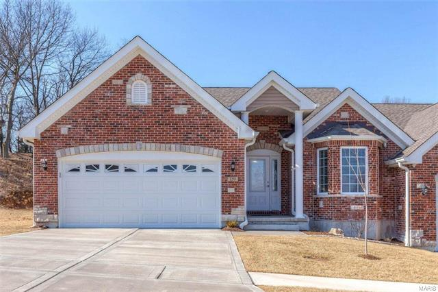 159 Bogey Boulevard, Arnold, MO 63010 (#18009650) :: Clarity Street Realty