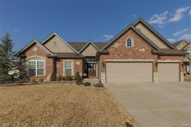 315 Addyston Pointe Court, Saint Peters, MO 63376 (#18009656) :: Clarity Street Realty
