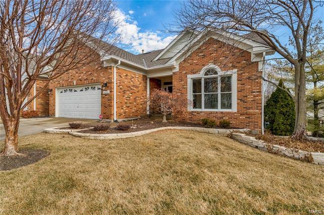 14350 Spyglass Court, Chesterfield, MO 63017 (#18009657) :: Clarity Street Realty