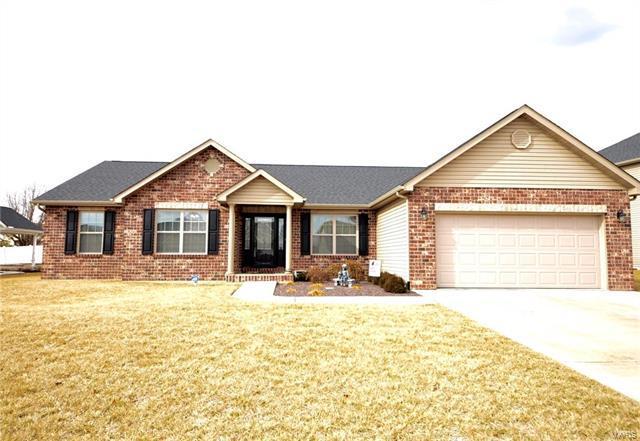 1441 Arley Hill Drive, O'Fallon, IL 62269 (#18009725) :: Fusion Realty, LLC