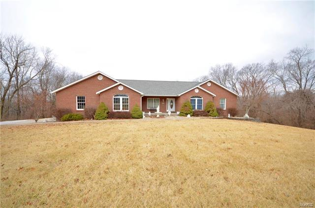 9543 Whippoorwill Lane, Columbia, IL 62236 (#18009770) :: Holden Realty Group - RE/MAX Preferred