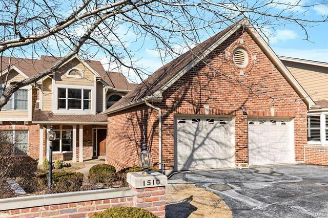 1510 Mallard Landing Court, Chesterfield, MO 63017 (#18009817) :: St. Louis Finest Homes Realty Group