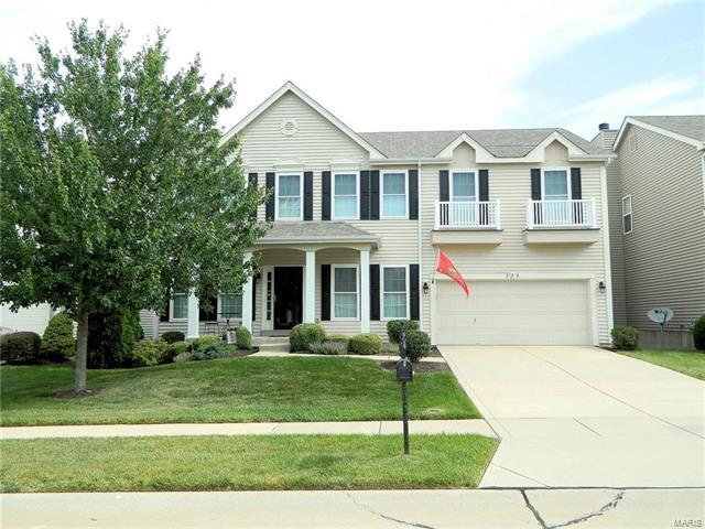 239 Greenshire Lane, Dardenne Prairie, MO 63368 (#18009825) :: Kelly Hager Group | Keller Williams Realty Chesterfield