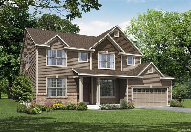 1 Tbb-Breck II@ Legends Pointe, Lake St Louis, MO 63367 (#18009906) :: Clarity Street Realty