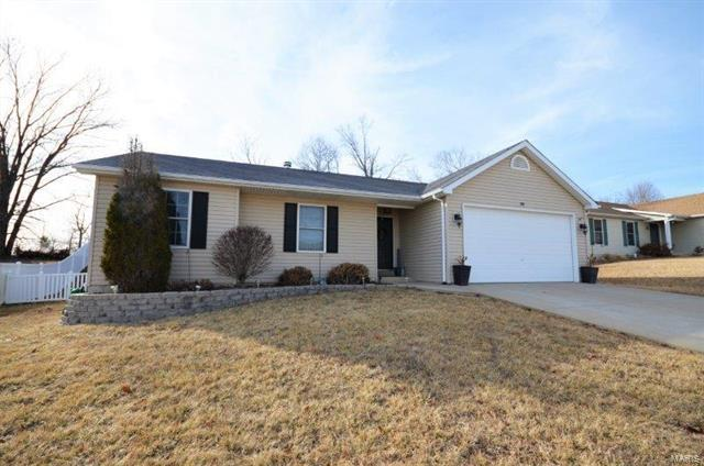 233 Gobbler, Troy, MO 63379 (#18010209) :: Clarity Street Realty