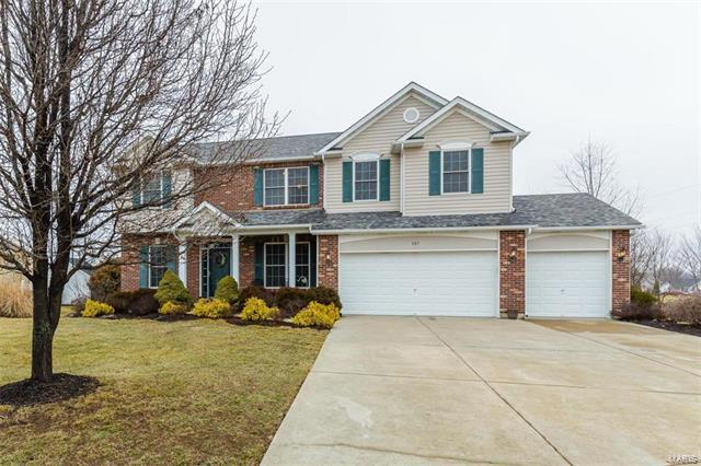 207 Fairwood Place Court, Lake St Louis, MO 63367 (#18010223) :: Clarity Street Realty