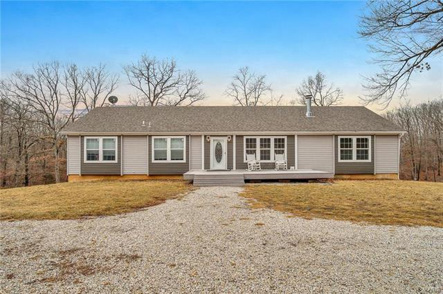 504 Hill Creek Road, Troy, MO 63379 (#18010244) :: Holden Realty Group - RE/MAX Preferred