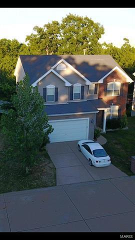 2624 Ruddy Ridge Drive, High Ridge, MO 63049 (#18010306) :: Sue Martin Team