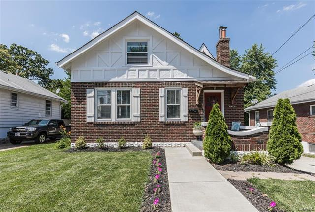 8825 Powell Avenue, St Louis, MO 63144 (#18010407) :: Clarity Street Realty