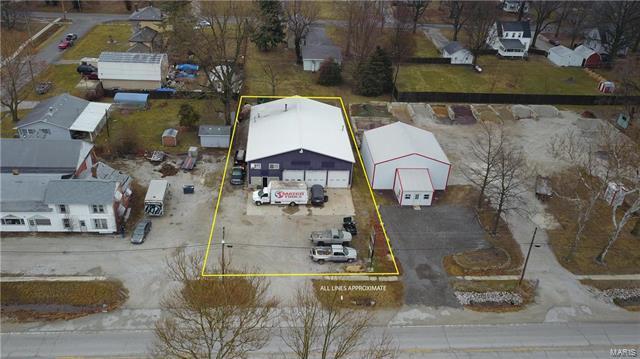 613 S Washington, BUNKER HILL, IL 62014 (#18010512) :: Fusion Realty, LLC