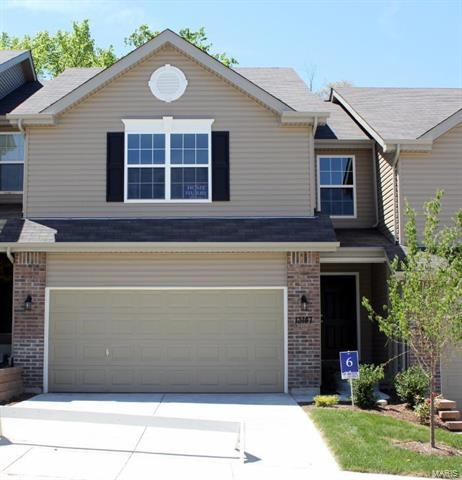 13120 Tesson Spring Drive #42, Mehlville, MO 63128 (#18010614) :: The Becky O'Neill Power Home Selling Team
