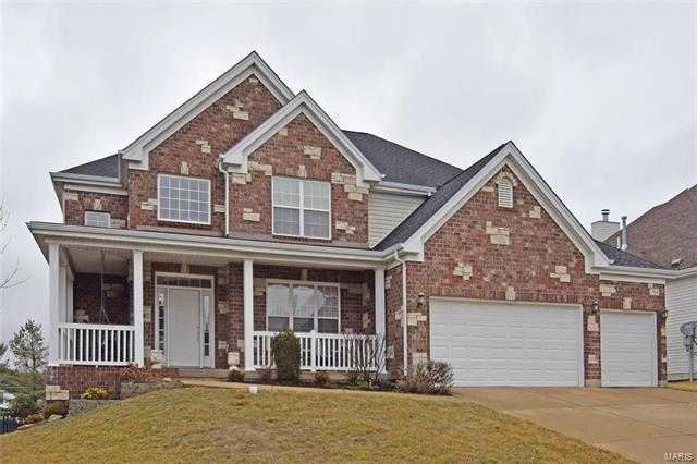 747 Castle Tower Drive, Ellisville, MO 63021 (#18010727) :: The Kathy Helbig Group