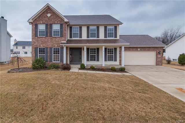 805 Saint Nicholas Drive, O'Fallon, IL 62269 (#18010930) :: Fusion Realty, LLC