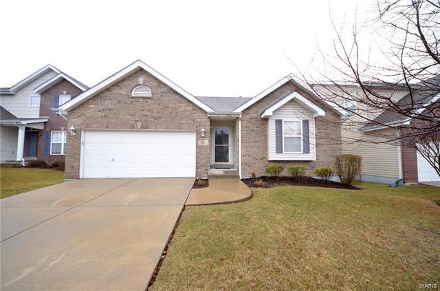 416 Tailfeather Drive, Shiloh, IL 62221 (#18011233) :: Fusion Realty, LLC