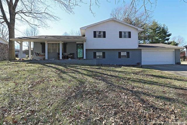 835 Strawberry Lane, Jackson, MO 63755 (#18011261) :: Clarity Street Realty