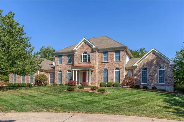 17635 Ailanthus Drive, Wildwood, MO 63005 (#18013274) :: Clarity Street Realty