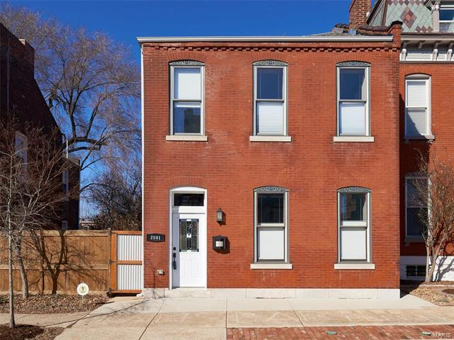 2841 Mcnair Avenue, St Louis, MO 63118 (#18013367) :: Clarity Street Realty