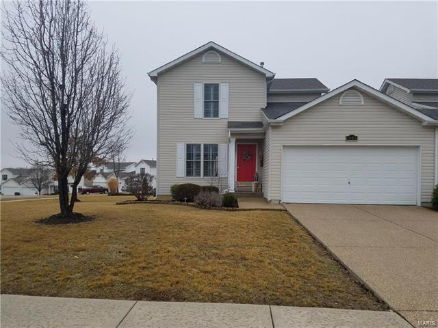 1065 Chesterfield Drive, Wentzville, MO 63385 (#18013397) :: Holden Realty Group - RE/MAX Preferred
