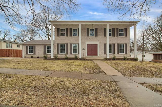 1517 Shadyside, St Louis, MO 63146 (#18013420) :: Clarity Street Realty