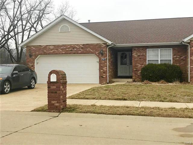 2201 Madero Drive, Shiloh, IL 62221 (#18013498) :: Clarity Street Realty