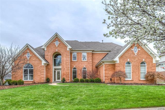 687 Questover Lane, Creve Coeur, MO 63141 (#18013524) :: The Duffy Team