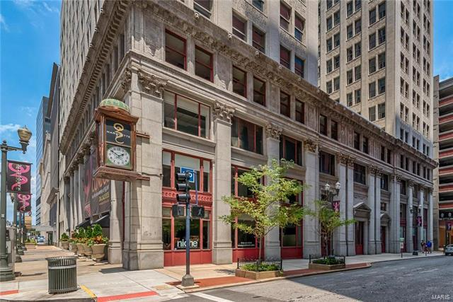 314 N Broadway #1402, St Louis, MO 63102 (#18013632) :: Clarity Street Realty