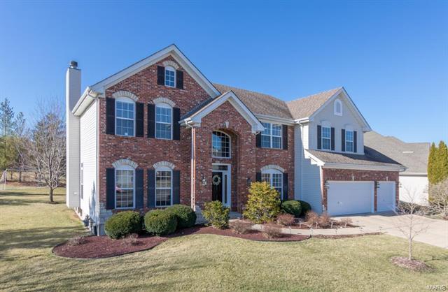 602 Knollshire Way, Dardenne Prairie, MO 63368 (#18013639) :: PalmerHouse Properties LLC