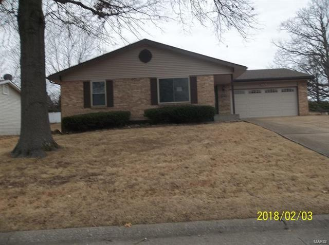 3895 Petrified Forest Drive, Arnold, MO 63010 (#18013651) :: Clarity Street Realty