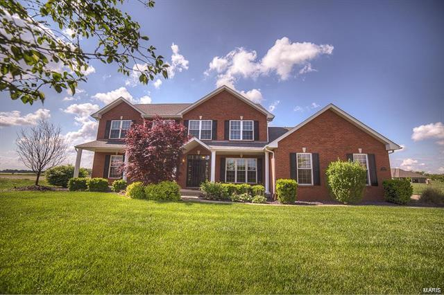501 Torchlight Lane, Lebanon, IL 62254 (#18014167) :: St. Louis Finest Homes Realty Group