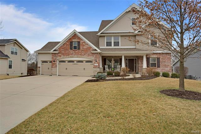 272 Lemar Park Court, Ellisville, MO 63011 (#18014243) :: The Kathy Helbig Group