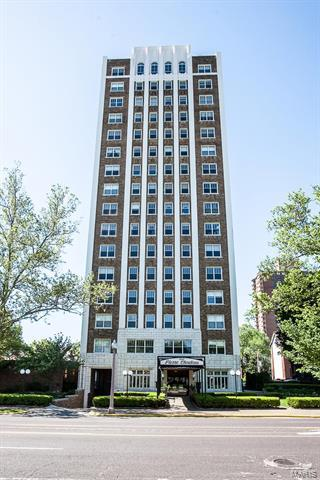 4440 Lindell #904, St Louis, MO 63108 (#18014536) :: Clarity Street Realty