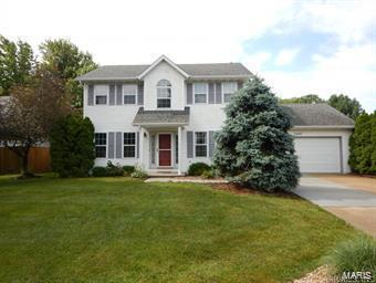 3280 Cedarspring Court, Shiloh, IL 62221 (#18014594) :: Clarity Street Realty