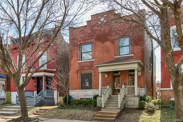 2728 Accomac Street, St Louis, MO 63104 (#18014731) :: Sue Martin Team