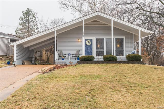 1423 Bali, St Louis, MO 63126 (#18014919) :: Clarity Street Realty
