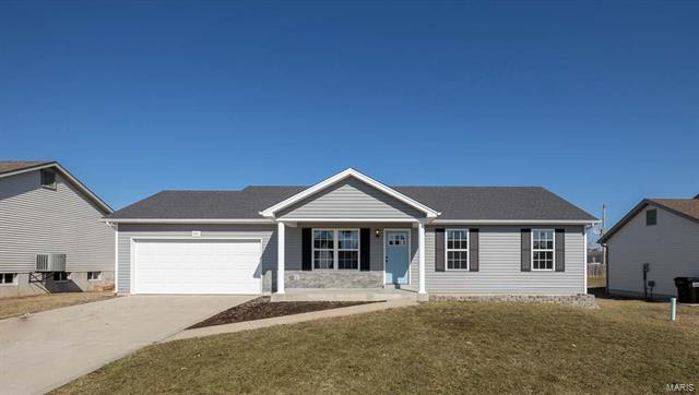 2291 Anthony Steven Court, Warrenton, MO 63383 (#18015094) :: The Kathy Helbig Group