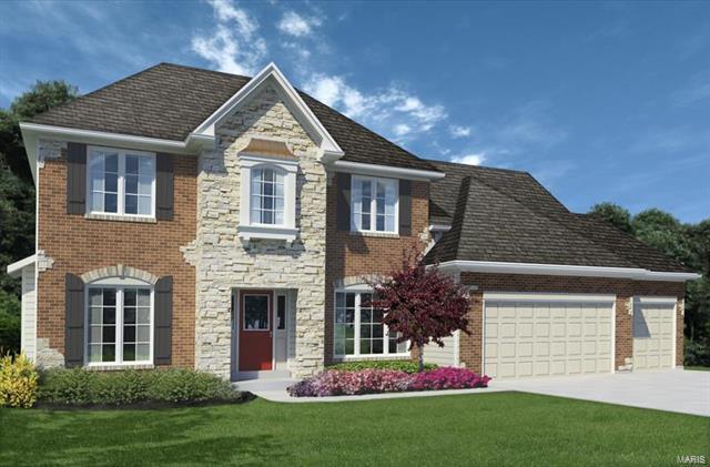 157 Timber Wolf Valley/Bellerive, Festus, MO 63028 (#18015167) :: Walker Real Estate Team