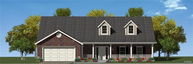 126 Timber Wolf Valley/Dalhousie, Festus, MO 63028 (#18015168) :: Walker Real Estate Team