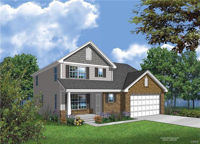 115 Timber Wolf / Willowbrook, Festus, MO 63028 (#18015208) :: Walker Real Estate Team