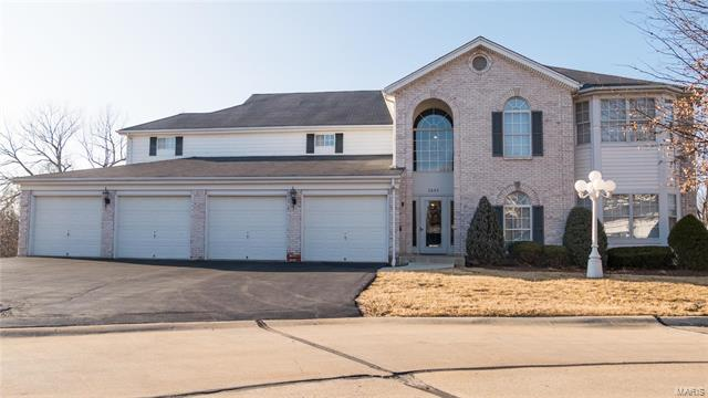 3688 Colonia Place Drive B, St Louis, MO 63125 (#18015263) :: Clarity Street Realty
