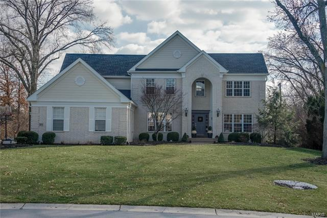 10 Stacy Drive, St Louis, MO 63132 (#18015380) :: Clarity Street Realty