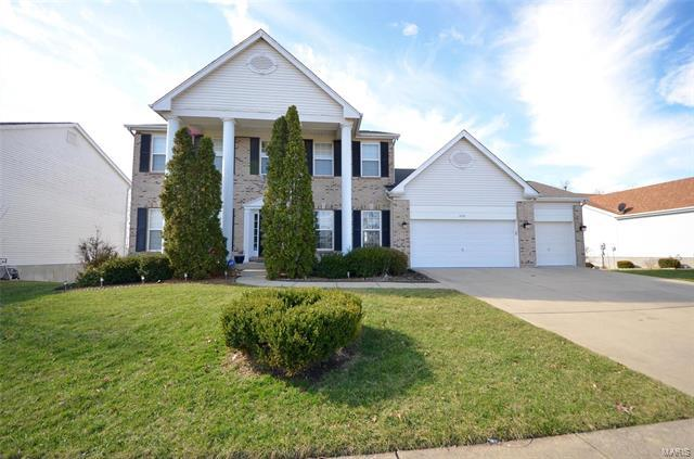 3452 Middlebury Way, Shiloh, IL 62221 (#18015479) :: Fusion Realty, LLC