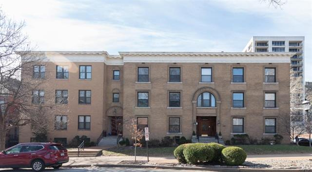 4496 Maryland Avenue 3C, St Louis, MO 63108 (#18015645) :: Clarity Street Realty