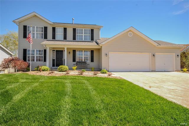 947 Hampshire Heath Drive, Dardenne Prairie, MO 63368 (#18015778) :: PalmerHouse Properties LLC