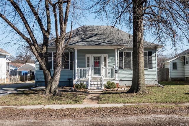 412 N Third Street, Dupo, IL 62239 (#18015956) :: Fusion Realty, LLC