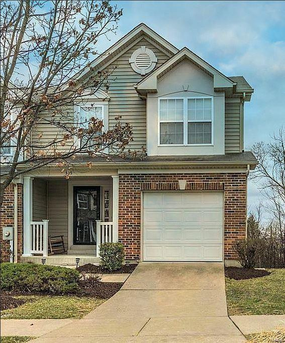 305 Montclair Tower, Saint Charles, MO 63303 (#18016014) :: Clarity Street Realty