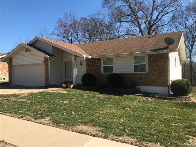 6560 Suson Woods, St Louis, MO 63128 (#18016343) :: Clarity Street Realty