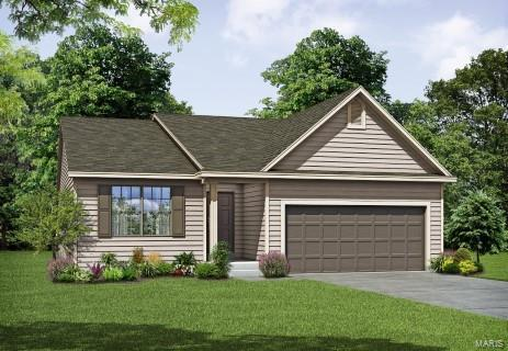 1 Tbb-Davinci @Pinewoods Estates, Wentzville, MO 63385 (#18016933) :: PalmerHouse Properties LLC