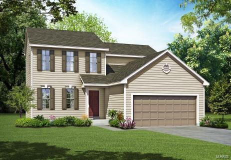 1 Tbb-Winfrey @Pinewoods Estates, Wentzville, MO 63385 (#18016938) :: Barrett Realty Group
